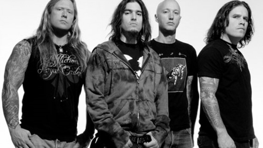 Machine Head aflyser på grund af Limp Bizkit