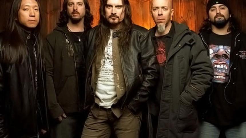 Dream Theater til Danmark