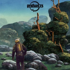 Prefuse 73: Everything She Touched Turned Ampexian