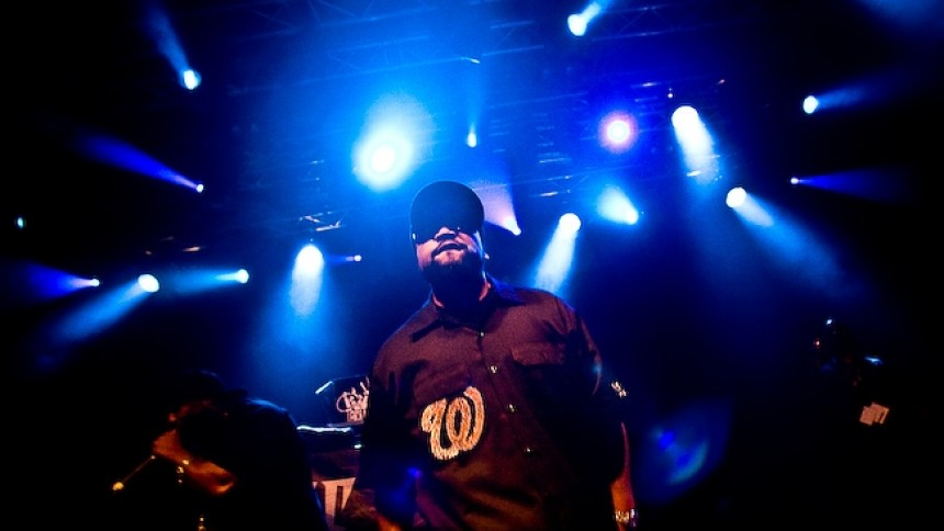 Ice Cube: Train, Århus