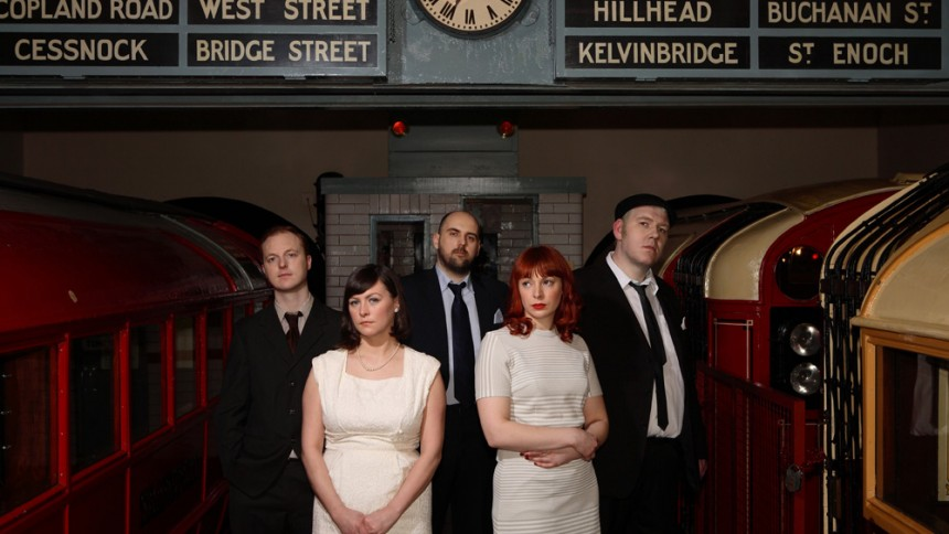 Camera Obscura: My Maudlin Career