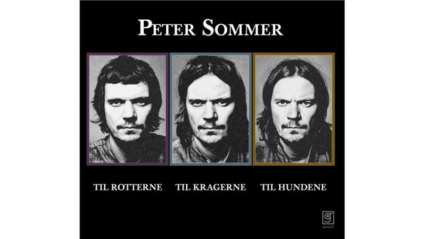 Undercover: Peter Sommer
