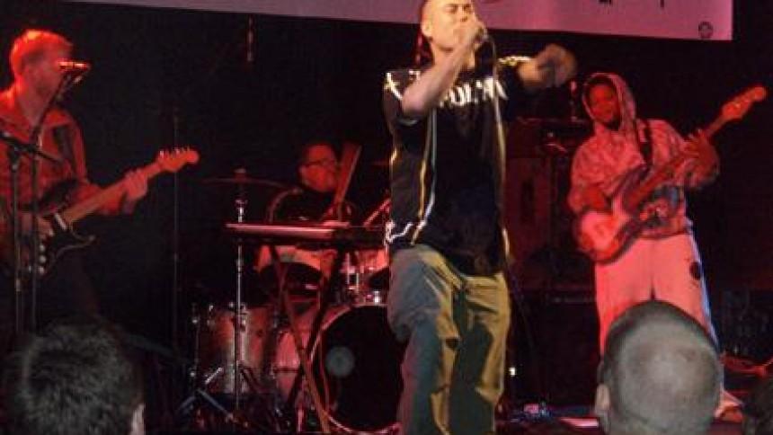 Spot på Spot Festival: Chin And The Ragga Pack
