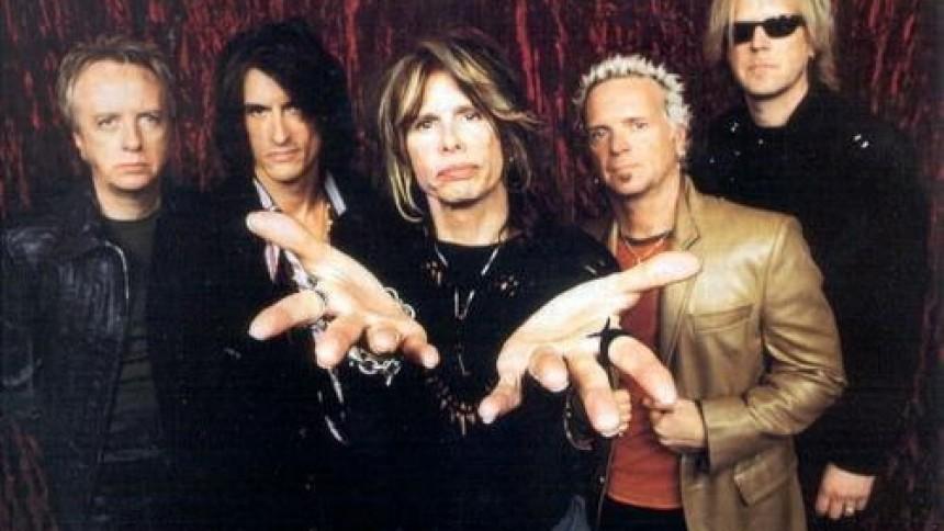 Aerosmith varsler nyt album
