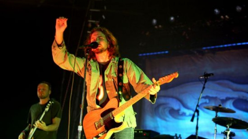 Nyt Pearl Jam-album til september