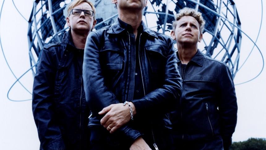 Dansk Depeche Mode-koncert i sikkerhed