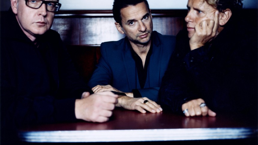 Depeche Mode går i studiet