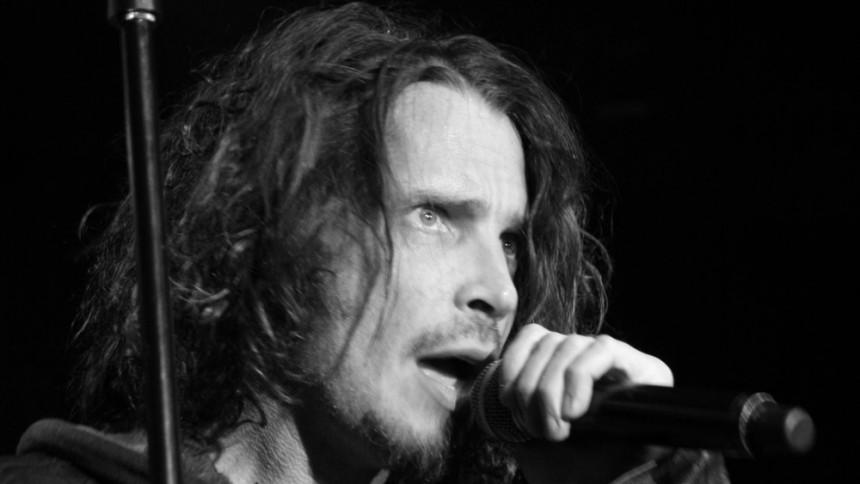 Før koncerten: Chris Cornell