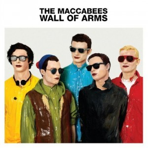 The Maccabees: Wall of Arms