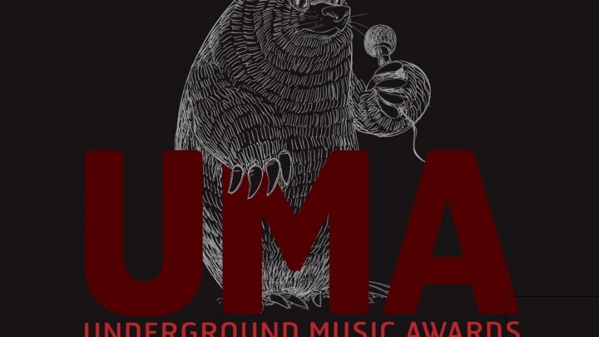 Underground Music Awards er uddelt
