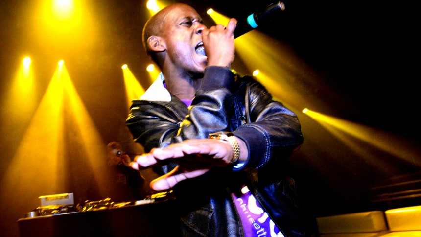 Amerikansk rapper overfaldet under besøg i Danmark