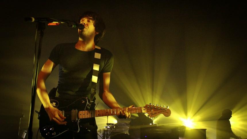 Snow Patrols frontmand og R.E.M.s guitarist udgiver fælles album