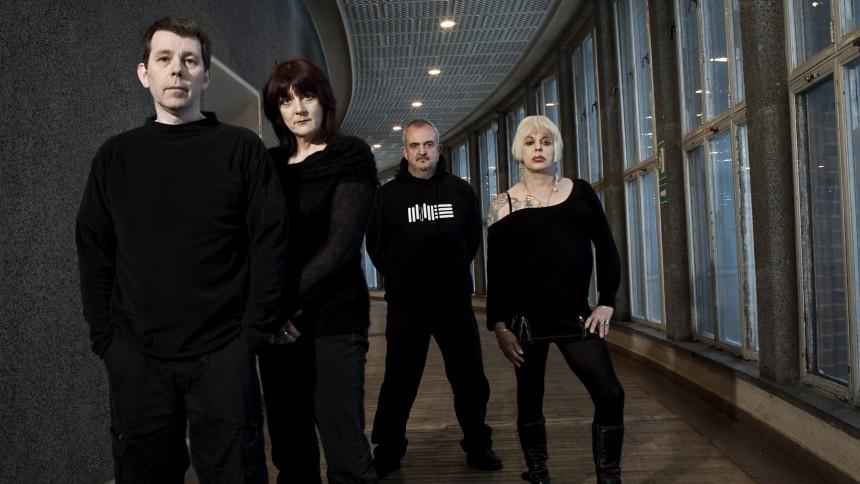 Throbbing Gristle viser kunstfilm i København