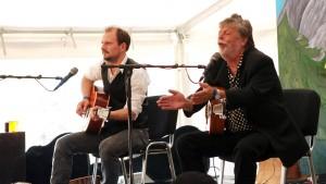 Benny Holst Jelling musik festival 300509