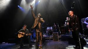 Yusuf U2 Baaba Maal London 280509