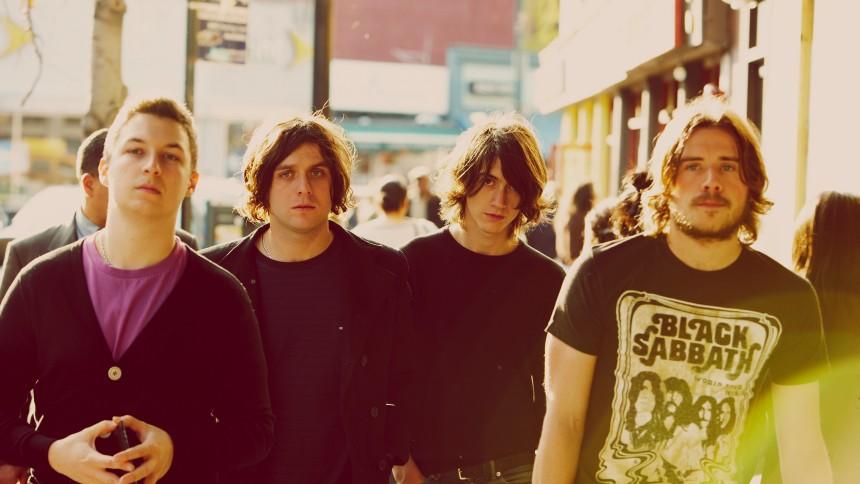 Arctic Monkeys navngiver album