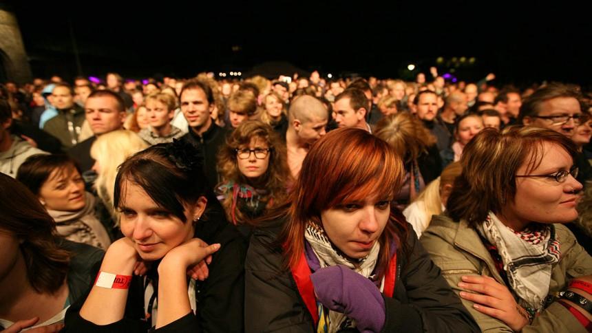 Festivalen, der voksede sig stor