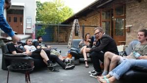 Pinboys Tyskland maj 2009