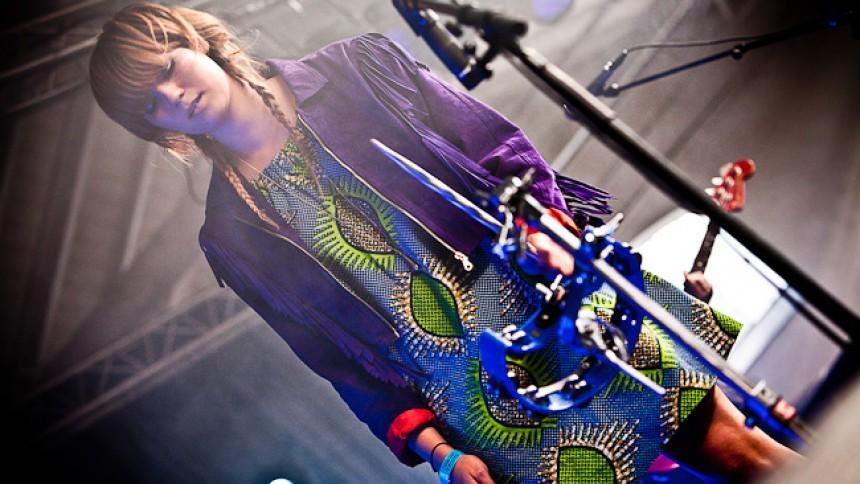 Giana Factory giver koncert i Vega