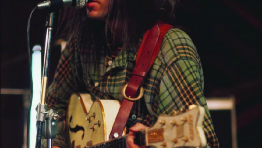 Boganmeldelse: Neil Young - Selvbiografi