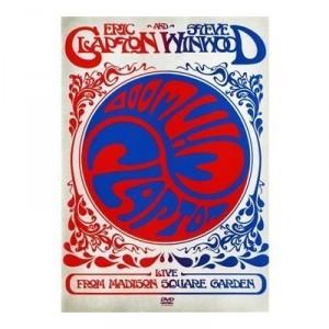 Eric Clapton og Steve Winwood: Live From Madison Square Garden