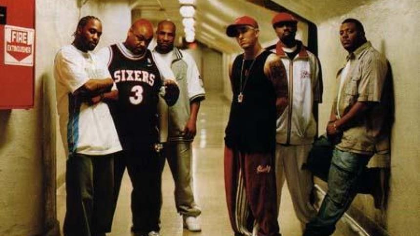 Eminem vil samle D12