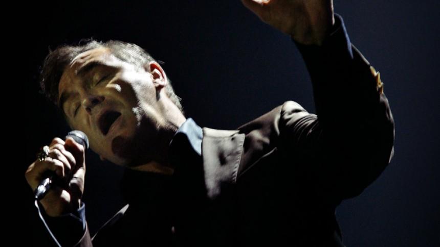 Morrissey uden pladeselskab