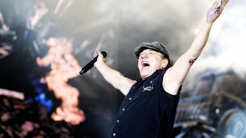 AC/DC: Parken, København