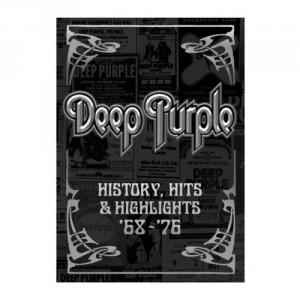 Deep Purple: Deep Purple - History, Hits And Highlights 1968-1976, 2 dvd