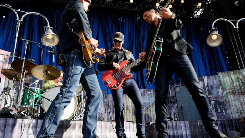 Poul Krebs indspiller på engelsk med Dylan-guitarist
