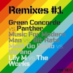 Diverse kunstnere: Remixes # 1