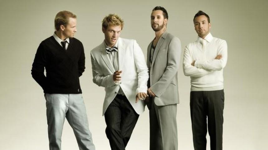 Backstreet Boys-koncert flyttes til Valby-Hallen