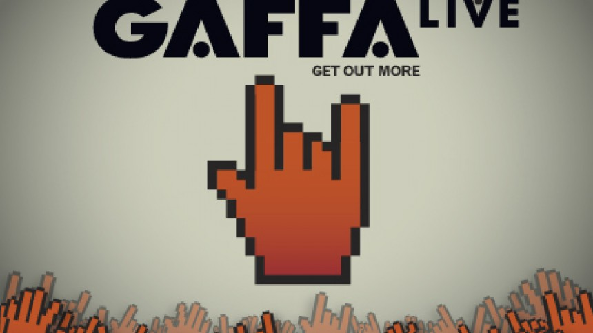 GAFFA Live går i luften