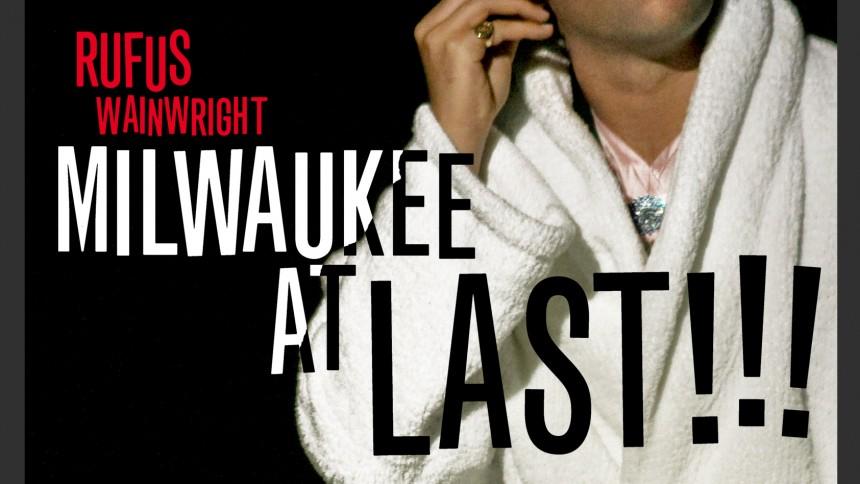 Rufus Wainwright udsender liveudgivelse