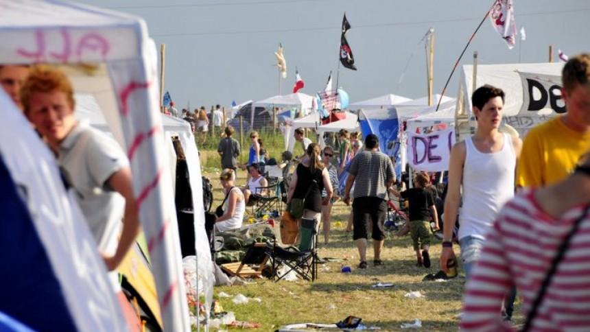 Roskilde Festival sætter pant på pavillioner