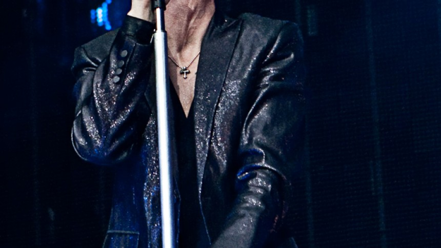 Depeche Mode: Parken, København