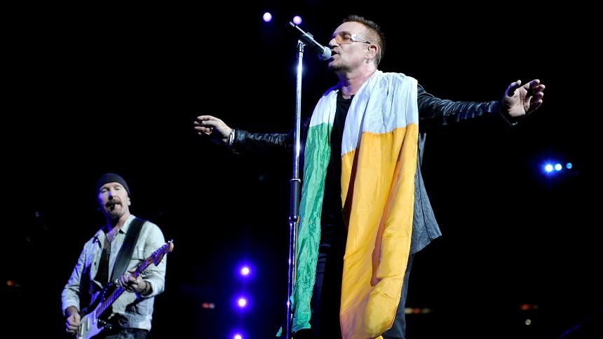 Varm op til U2