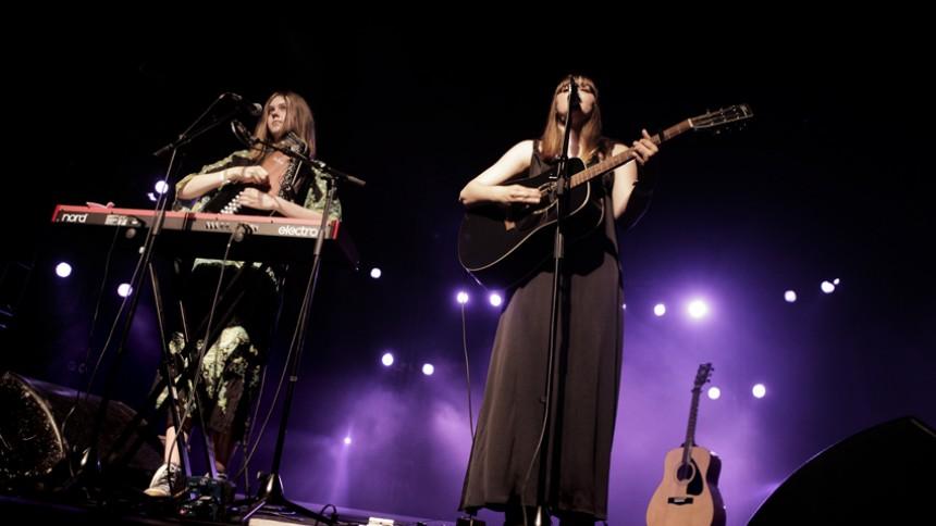 First Aid Kit : Roskilde Festival, Astoria