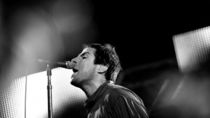 Oasis, Orange Scene, Roskilde Festival 030709