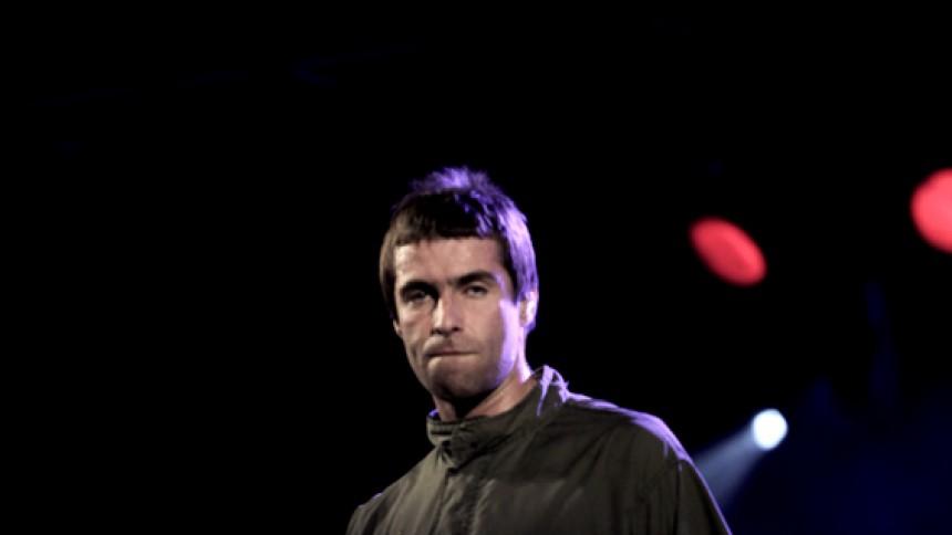 Oasis : Roskilde Festival, Orange Scene