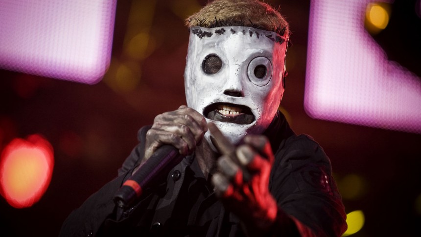 Slipknot: Roskilde Festival, Orange Scene