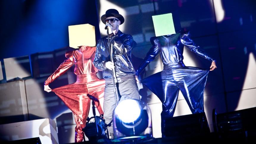 Pet Shop Boys i KB Hallen