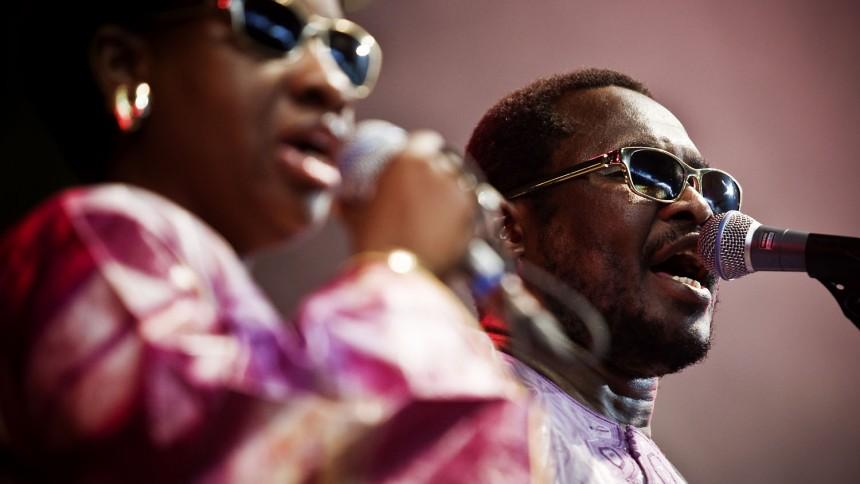 Amadou & Miriam kæmper mod sult