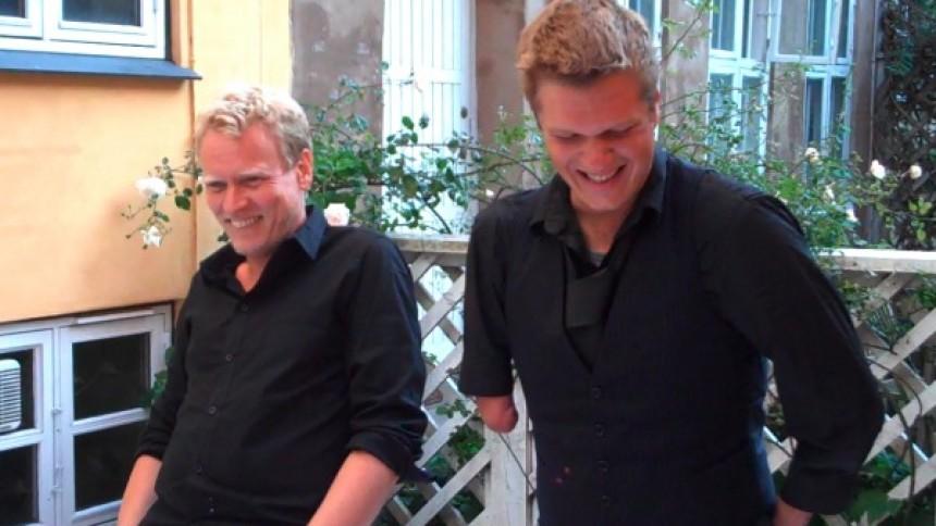 Emil de Waal og Spejderrobot udgiver album i pizzabakke