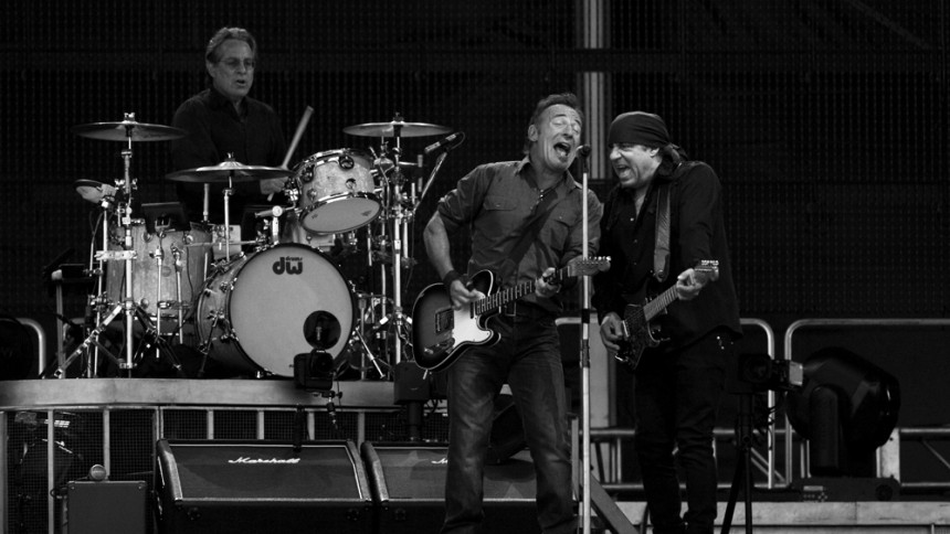 Bruce Springsteen & The E Street Band: Messecenter Herning