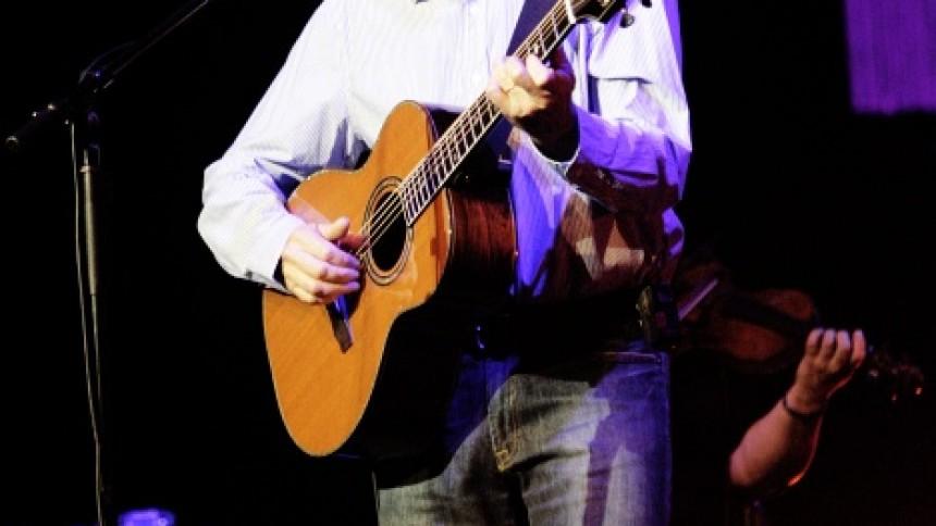 James Taylor: Tivolis Koncertsal, København