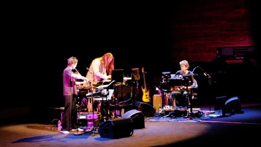 Lou Reed og Laurie Anderson: DR Koncerthuset, København