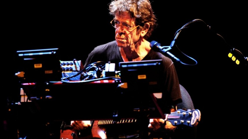 Lou Reed`s Metal Machine Trio