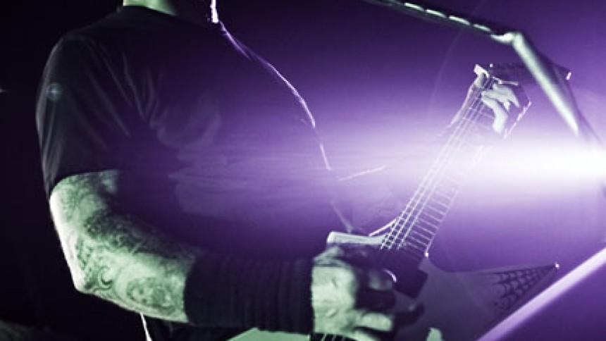 Metallica udgiver Big Four-show
