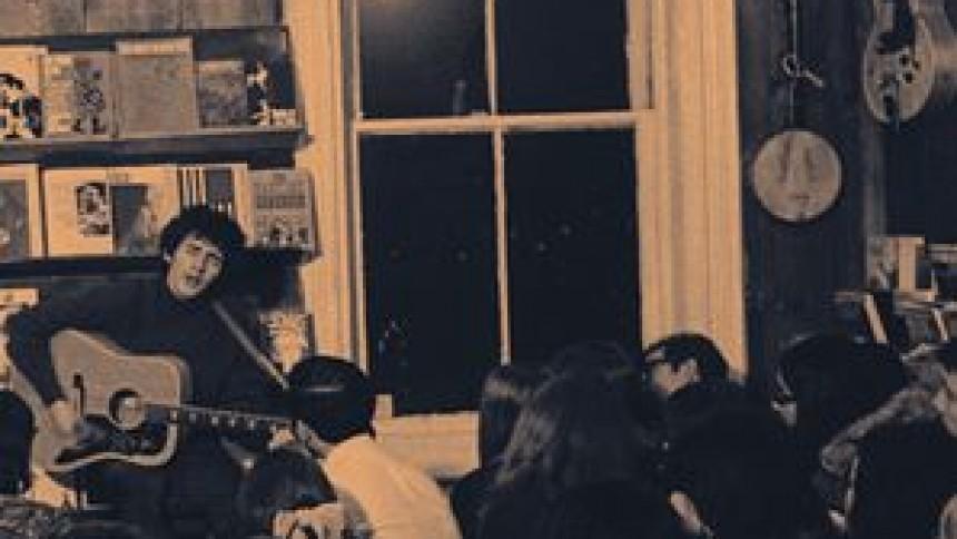 Livealbum fra Tim Buckley